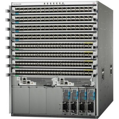 DCAC9K - Configuring Cisco Nexus 9000 Series Switches in ACI Mode